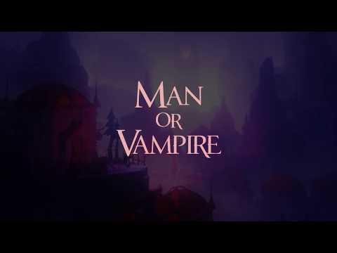 Man Or Vampire: UPCOMING MOBILE GAME TRAILER