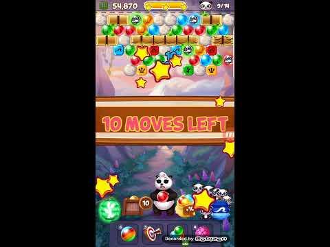 Panda Pop Level 958