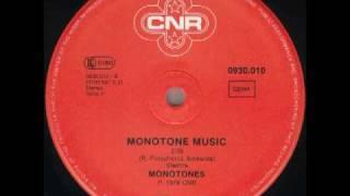 The Monotones - Monotone Music (1979)