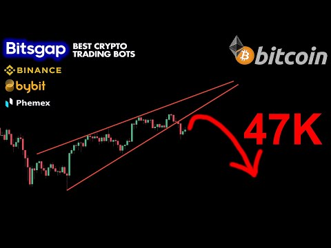 BITCOIN LAST TIME SUB 50K IF THIS HAPPENS!! WATCH NOW IMPORTANT TA FOR BTC AND ETH!!
