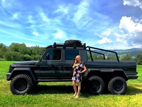 Mercedes 6X6 For Sale >> Mercedes Benz G Class 6x6 Review From Austria W Maryann For Sale By Autohaus Of Naples