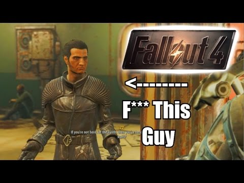 "ShadowBeatz' Fallout 4 - Episode 18: ""Biggest A$$hole Ever"""