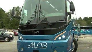 Charter Bus Provider MLB Tours