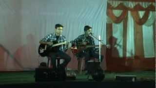 Download Hindi Video Songs - Coffee Houser Sei Adda sang by Ritam Sur and guitarist Pinaki Bhar....