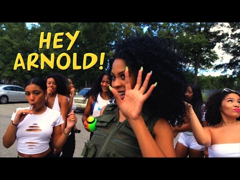 Rico Nasty - Hey Arnold   Official Music Video