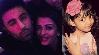 When Aaradhya Bachchan mistook Ranbir Kapoor for her father !