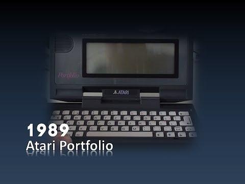 Atari Portfolio [NBP/1989]