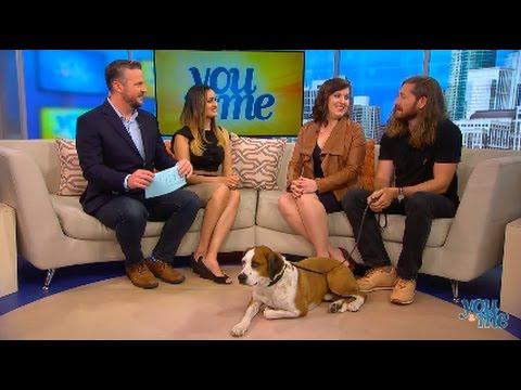 Allison Tolman and Lucas Neff Talk New TV Series 'Downward Dog'