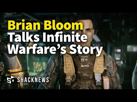 Brian Bloom Talks Infinite Warfare's Story