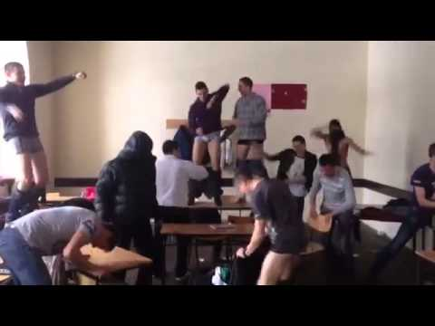 Harlem Shake school edition - Berane