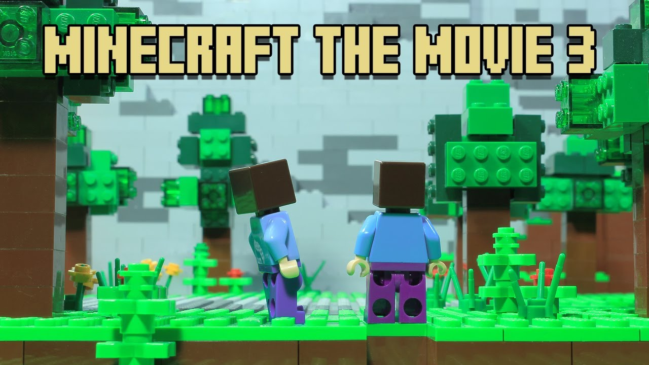 lego minecraft movie 3 youtube. Black Bedroom Furniture Sets. Home Design Ideas