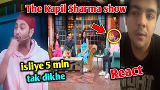 Harsh Beniwal in The Kapil Sharma show & after react live | Ashish Chanchlani react Harsh Beniwal