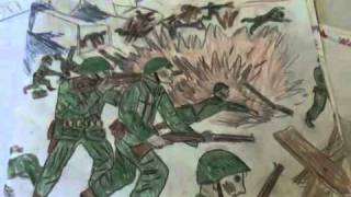 My war drawings