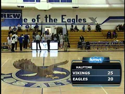 Palo Alto Vikings vs Los Altos Eagles - Girls Basketball, January 16, 2015