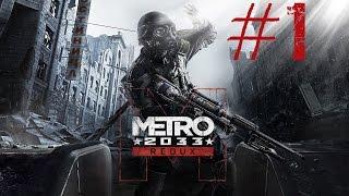 METRO 2033 REDUX Gameplay Español Capítulo #1 Oscuridad
