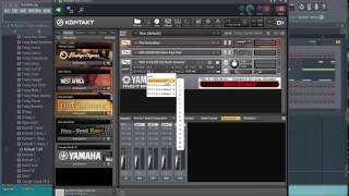 FL Studio Tutorial | How to Make Simple Worship | Free flp