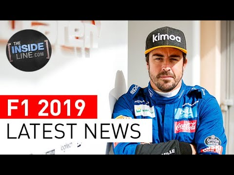 WEEKLY FORMULA 1 NEWS (16 APRIL 2019)