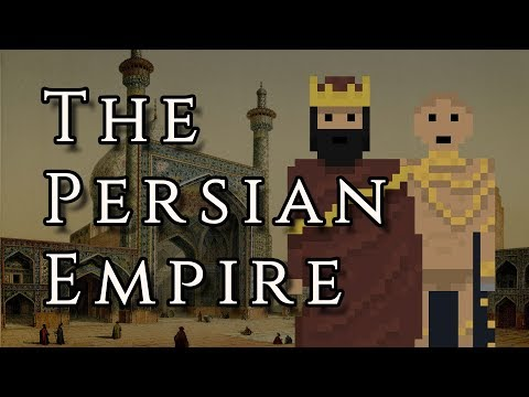 The Achaemenid Empire (Persian Empire)