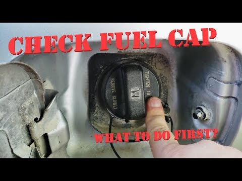 Check Fuel Cap - What to do First - Automotive Education