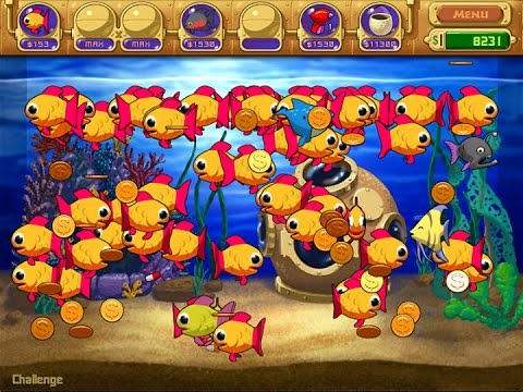 Download & Play Game Insaniquarium Deluxe Full - Free [Mediafire Link]