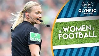 """""""It's just about performance"""" - Women's World Cup Referee talks equality   The Women of Football"""
