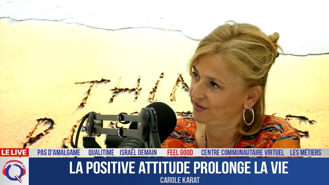 La positive attitude prolonge la vie - Feelgood#72