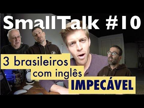 BRASILEIROS COM INGLÊS