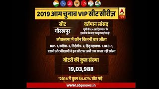 In Graphics: Loksabha Election 2019: VIP Seats Series Gorakhpur