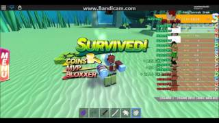 Roblox Survive The Disasters 2 Survive The Disasters Remake part 198