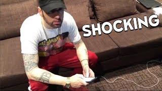 Baixar Eminem Teases MGK Response on Instagram Live