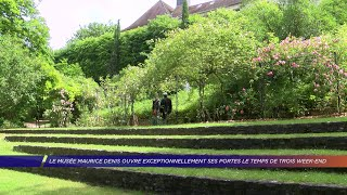 Yvelines   Le musée Maurice Denis ouvre exceptionnellement ses portes le temps de trois week-end