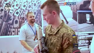 Поліцейський репортаж   У Києві проходить спеціалізована виставка   «Зброя та безпека»