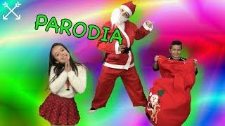 PARODIA MAYORES - NAVIDAD - BECKY G ft. BAD BUNNY