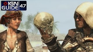Assassin's Creed 4 Walkthrough - Sequence 12 Memory 03: Tainted Blood (100% Sync)