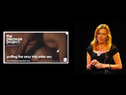Ignite talk by Anne Philpott of the Pleasure Project