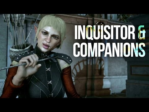 Hawke and no Inquisitor? Dragon Age: Inquisition Trailer Breakdown - Inquisitor and Companions