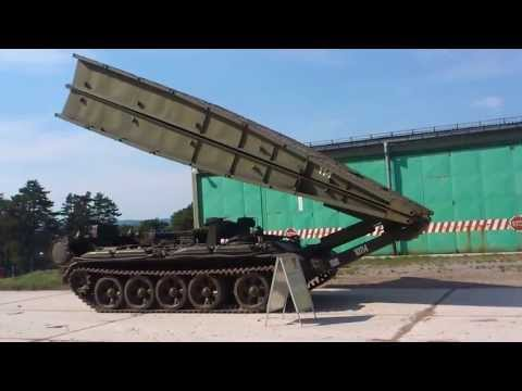 MT-55 - tank