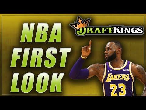 DRAFTKINGS NBA LINEUP TIPS & PICKS: MONDAY 3/4/19 NBA DFS