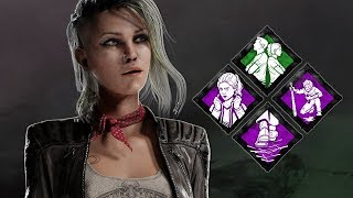 NANCY AND STEVES PERKS ON KATE! - Dead by Daylight