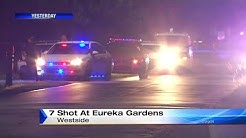 Safety and security concerns at Eureka Gardens