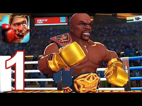 Boxing Star - Gameplay Walkthrough Part 1 - Story Mode 1-2 (iOS, Android)