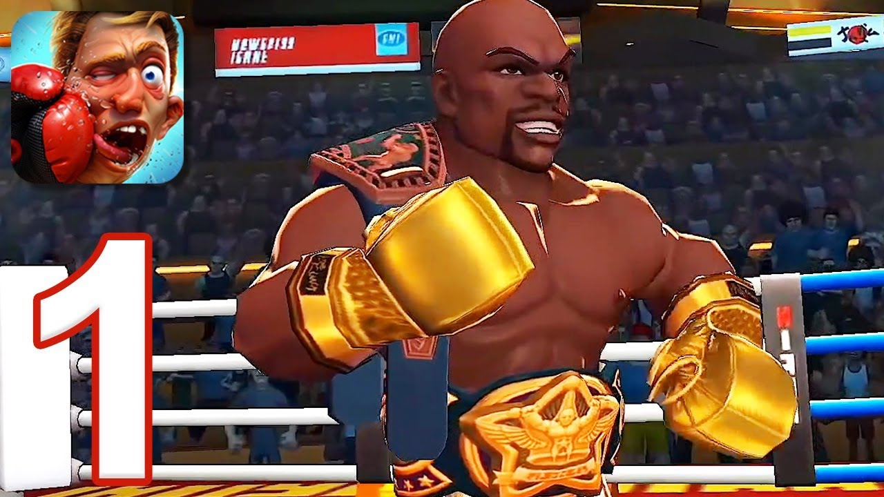 Boxing Star – Gameplay Walkthrough Part 1 – Story Mode 1-2 (iOS, Android)