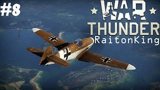 War Thunder Gameplay ITA HD Parte 8 - Fiat CR.42 Falco