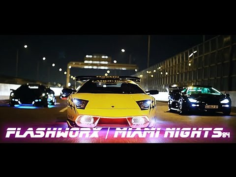 Flashworx / Miami Nights 1984 - Tokyo Drive TokyoNIGHT