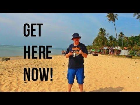 Phu Quoc, Vietnam: Get here  now!