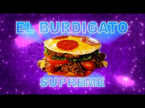 How to Make EL BURDIGATO SUPREME from Teen Titans Go! Feast of Fiction S5 Ep3 thumbnail