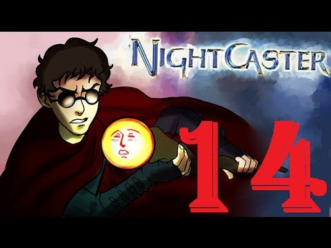 NightCaster: Defeat The Darkness (14) [FINAL]: Possibly In The Butt