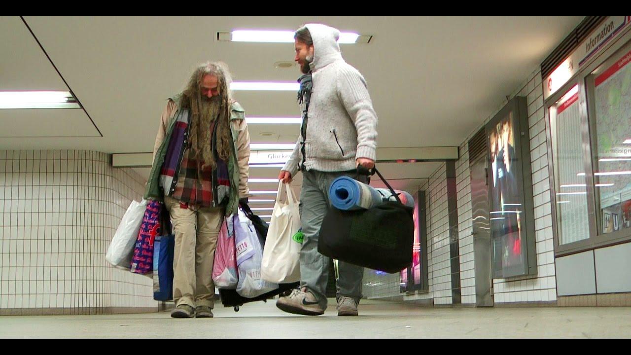 Hamburg Obdachlose