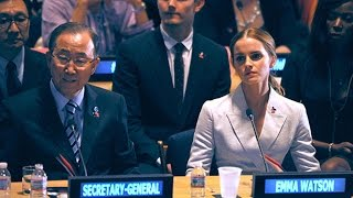 Emma watson gives powerful speech at un for gender equality