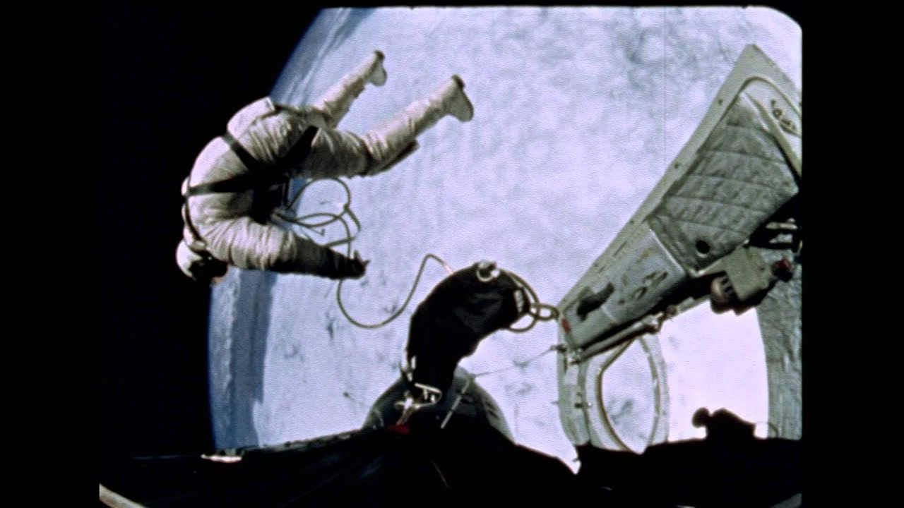 Image result for ed white spacewalk